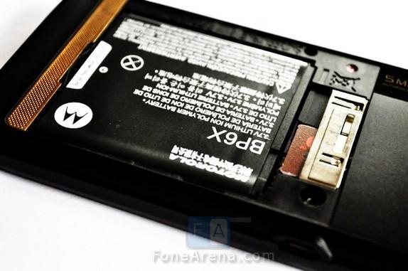milestone battery